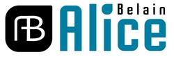 Alice Belain Communication logo