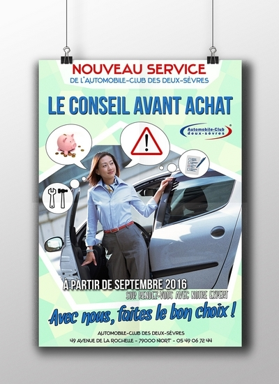 Affiche Service ACDS