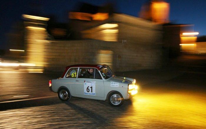 Photos voiture Rallye nuit - Alice Belain