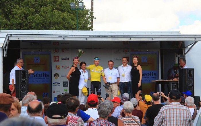 Tour Cycliste 79 - Alice belain