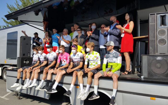 Tour cycliste 79 2021